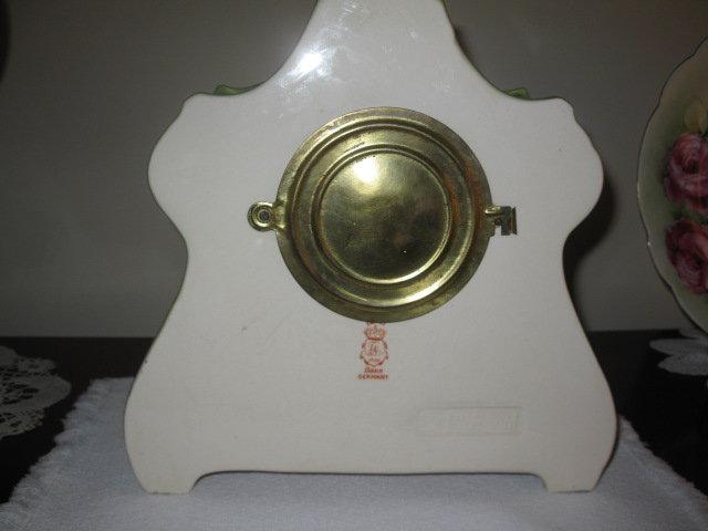 ROYAL BONN ANSONIA CLOCK