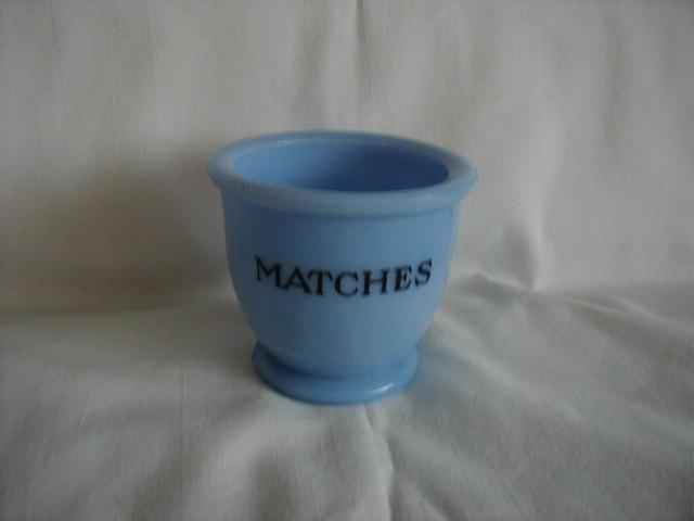 Delphite Matches Holder