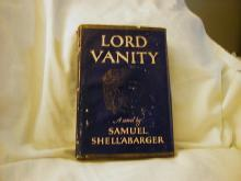 Lord Vanity by Samuel Shellabarger
