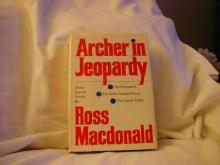Archer In Jeopardy by Ross Macdonald