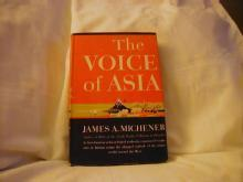 The Voice of Asia by James A. Michener