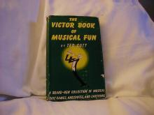 The Victor Book of Musical Fun by Ted Cott