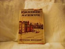 Prairie Adventure by Arthur Meeker