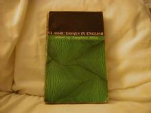 Classic Essays in English