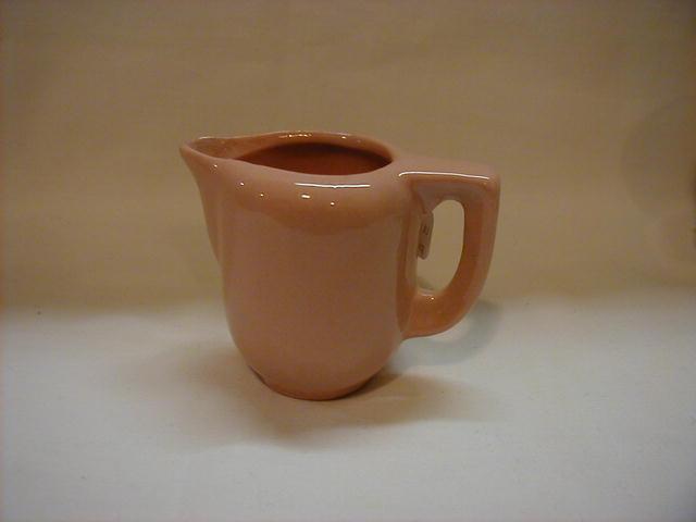 Mini pink pitcher
