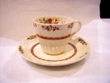 Rosalie demi cup and saucer
