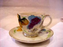 Demi Vintage cup and saucer