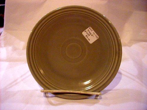Fiesta Plate, 6