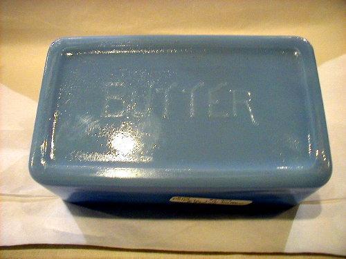 Delphite Jeanette 1-lb butter dish