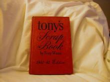 Tony's Scrap Book