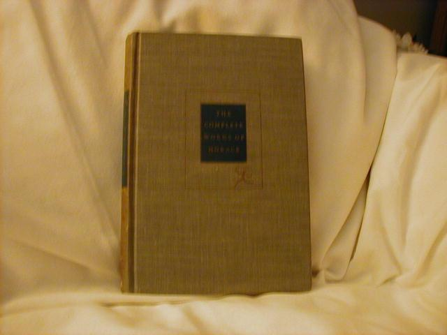 Complete Works of Horace