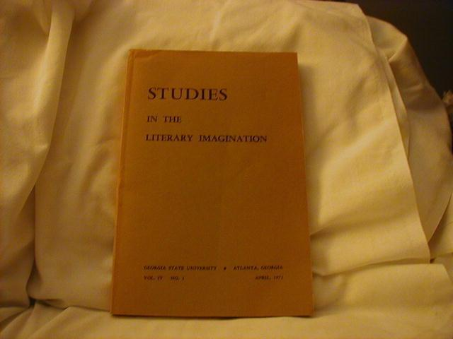 Studies in the Literary Imagination