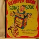 Romper Room Song Book, Favorite Romper Room Songs, Mr. Do Bee