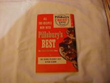 Pillsbury 4th Grand New 1953 Cookbook, 100 Prize Winning Recipes