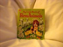 My Little Book of Farm Animals