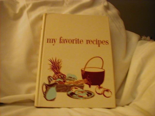 My Favorite Recipes, Culinary Arts Institute