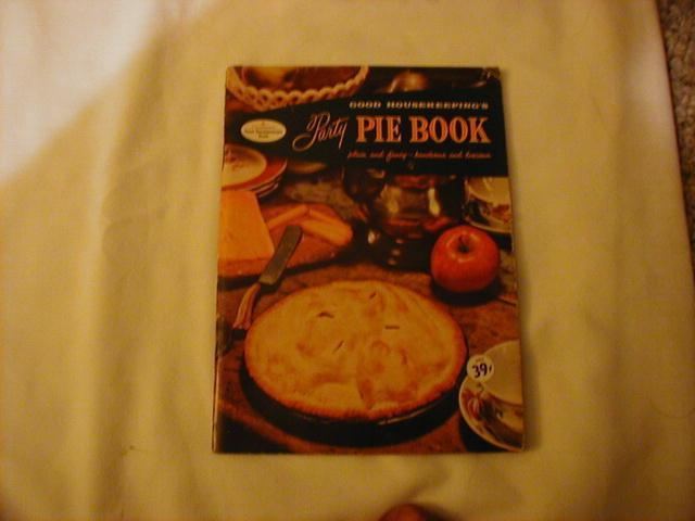 Good Housekeeping's Party Pie Book
