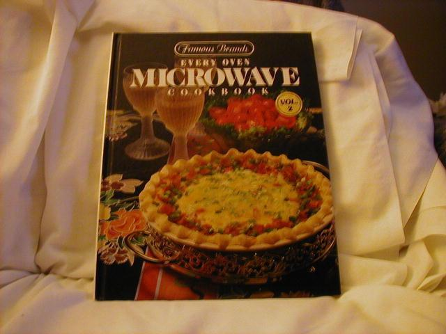 Famous Brands Every Oven Microwave Cookbook