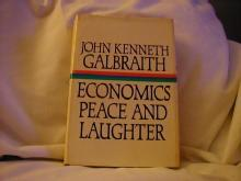Economics Peace and Laughter