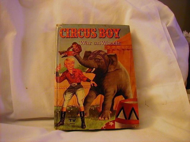 Circus Boy, War on Wheels