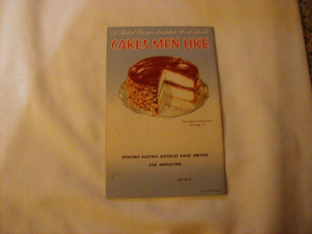 Cakes Men Like,  Western Electric