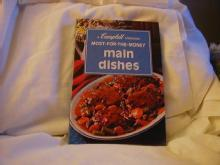 Campbell Cookbook, Most for the Money Main Dishes