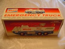 Collectors Toy - WILCO 1990 FIRE TRUCK