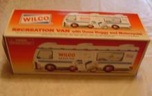 Collectors Toy-WILCO 1999 VAN, D. BUGGY & CYCLE