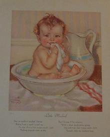 Whitman Publishing Co. Signed Print -