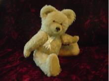 Schuco - 36cm White Teddy