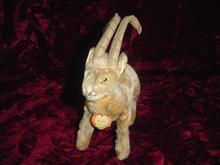 Steiff - 22 cm Rocky Mountain Goat  (B & T)