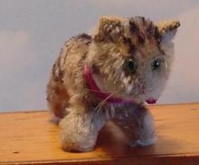 Steiff - 10cm  Standing Tabby Kitten  (B)