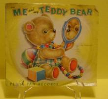 Peter Pan 45 RPM  - Me and My Teddy Bear, etc.