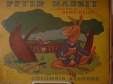 Peter Rabbit - Two Record Set
