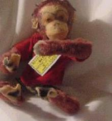 Japan - Poseable Monkey