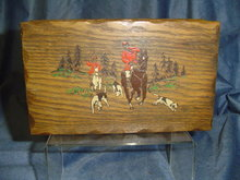 HUNT SCENE WRITING BOX