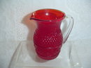 GIBSON GLASS CO.  -  RED