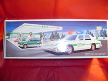 Collectors Toy - 1991 HESS TRUCK & RACER (MIB)