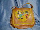 CHILD's MICKEY & MINNIE MOUSE PURSE