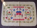 ABC SCHOOL HOUSE SCATTER RUG