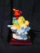 Rare Collectable Florence Italian Giuseppe Armani Figurine Flounder & Sebastian In Great Condition