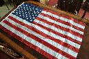Collectible United States of America Flag Flown over The US Capitol 1998