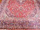 Karhan Hand Woven Persian Palace Wool Rug 120