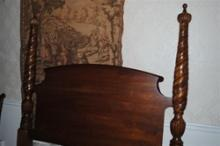 Kincaid Cherry Poster Headboard Queen or Full Size Never Used!