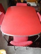Too Cool 1950's Kitchen Table & Chairs, Retro, Mid Century Modern