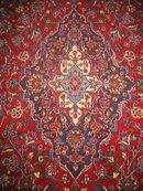 KASHAN, HANDWOVEN PERSIAN RUG, $5000 RETAIL
