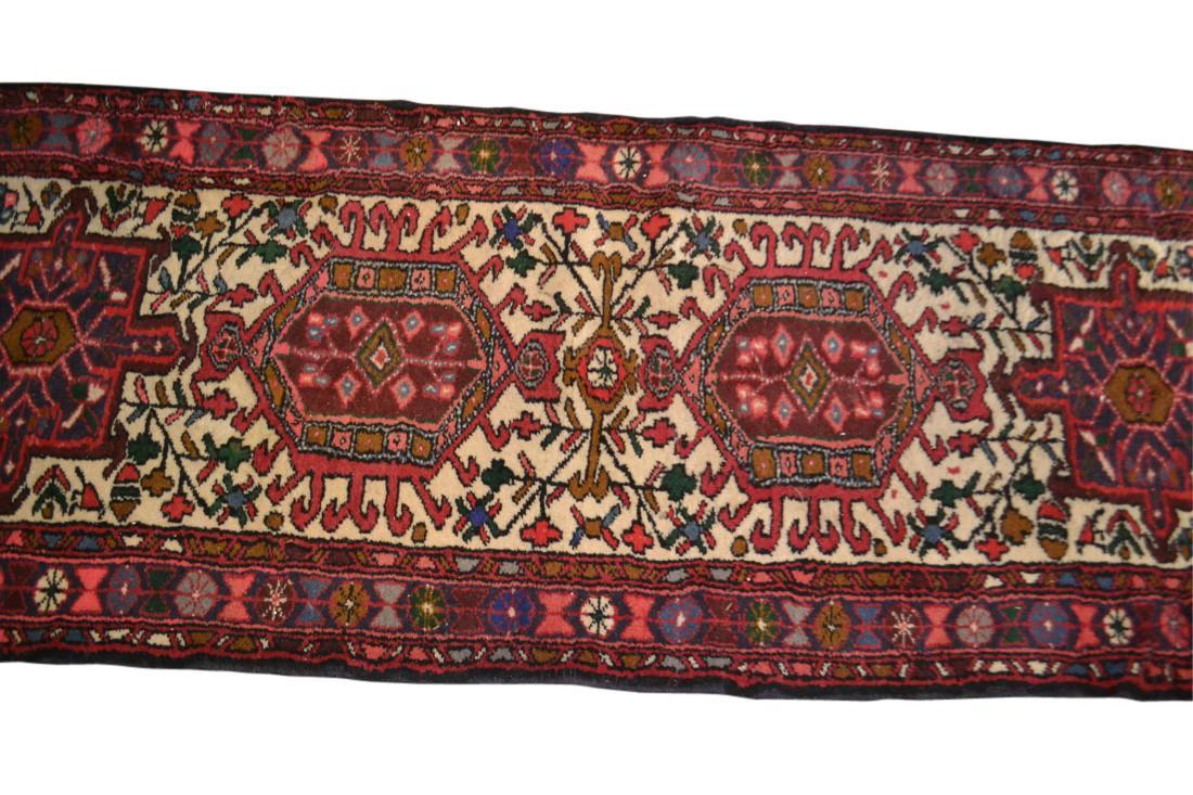 Hand Woven Persian Runner, Rug, Karacheh, 3ft x 13FT