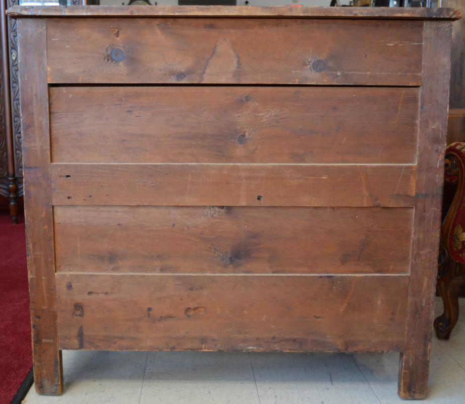 Antique Handmade Pennsylvania Chest of Drawers Circa 1850