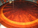 Large Round Formal Dining Table Conference Table 72