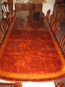 Finest Dining Table, Conference Table Large 12 ft, Like New $12K Retail